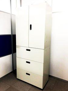 【A4ファイルが3段分収納可能!】大容量収納書庫が3台のみの限定入荷!