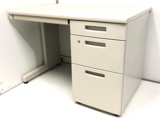 【コンパクトな袖付き机をお探しの方、必見!】