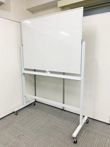 オフィスに必須!! 取り外し可能!! 自立式ホワイトボード