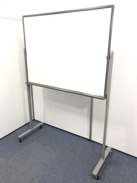 【限定1台!】スタンダードな幅サイズで少し小さい会議室にもおすすめ!ホワイトボード入荷!
