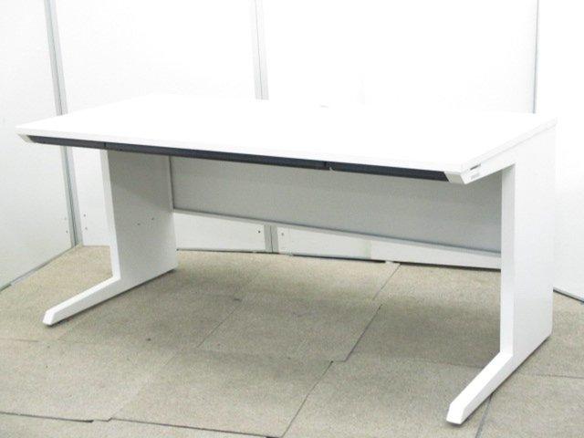 【新しいオフィス、始めませんか?】現代のワークスタイルに対応する、H720mmのデスクです。【イトーキ/CZR】