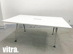 【新品定価35万相当】vitra  MEDAMORPH/メダモルフ ミーティングテーブル/ミーティングテーブル hhstyle取扱