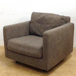 【デザイナーズ家具】arflex QUADRA MEDIUM  1Pソファ クアドラ ミディアム【中古】【残り1台在庫入替価格】