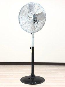 大きい!業務用扇風機!パワフルな送風で熱中症予防!【J】【6】