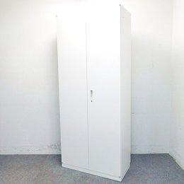 【4台入荷】イトーキ|人気のシンライン両開き書庫|幅900x高さ2150の最大6段収納まで出来るハイキャビネット|清潔感のあるホワイト☆ 中古家具 リサイクル