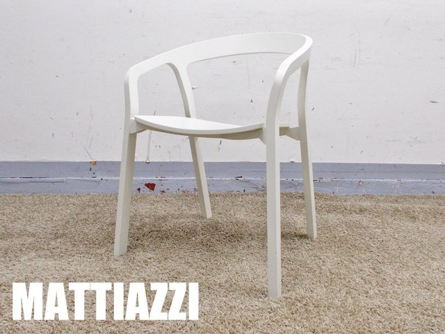 Mattiazzi / マティアッティ She Said Chair ニッツァ・コーエン