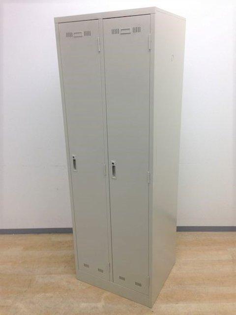 【3台入荷】小規模事務所に最適な2人用ロッカー