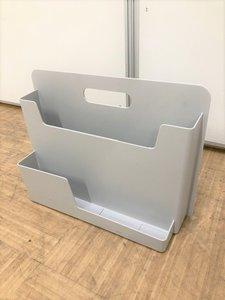 【7個入荷】デスク上に必須!ウチダ製のキャリーBOX入荷!あったら収納や整理が便利になります!【状態良好】