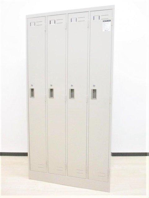 【大量入荷!】【状態良好】コクヨ(KOKUYO) LKシリーズ 4人用ロッカー■人気シリーズの入荷です‼急な増員や入替時に対応可能です‼