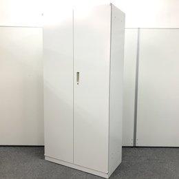 【大量入荷!!】使いやすい高さの単体書庫☆人気のホワイト色なのでお問い合わせはお早めに!