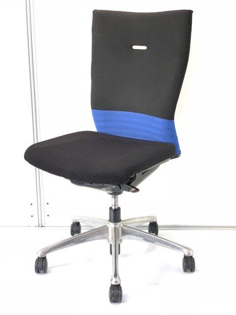 [エンブレムの欠け有の為お安くしてます!]オフィスチェア 事務椅子 エルゴノミクス設計で座りやすい!