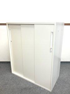 コクヨ製|エディア|W900|レアな3枚引き戸|中古家具|日焼け有