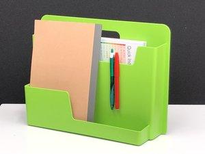【かゆい所に手が届く】スマホ、ノートPCなども入ります!コンパクトな収納BOX!【J】