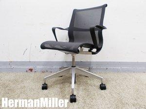 HermanMiller/ハーマンミラー Setu セトゥ チェア アーム付き 新品定価9万