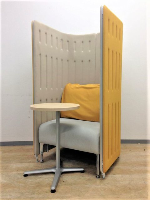 【限定2セット】流行の最先端【カフェブース】~ABWというオフィスづくりの考え方~オープンオフィスに、もっと集中できる環境を