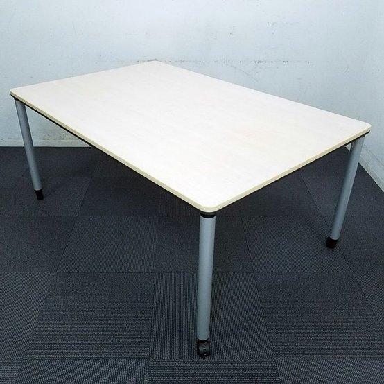 【2台限定】コラボレーションテーブル「イノゲート」のテーブルがレア入荷!中古 コクヨ オフィス家具 会議用テーブル
