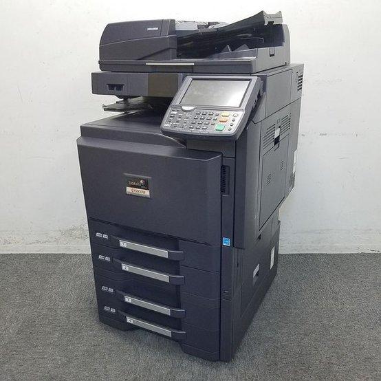 【2013年発売モデル!】KYOCERA/TASKalfa3551ci分速35枚■アモルファスシリコンドラム採用!!使い勝手の良いカラー複合機!中古 複合機 印刷機 OA機器