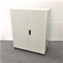 【4台限定】格安!特別大特価でプラス製両開き書庫をご提供します!