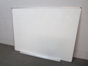【あると便利!】■壁掛けホワイトボード ■W1200mm・無地タイプ