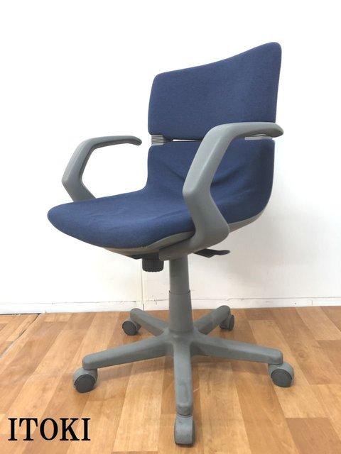 【グッドデザイン賞も受賞したことがある座り心地もバツグンなオフィスチェアです!!】
