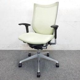 【11脚入荷!】洗練されたデザインと多彩なバリエーションであらゆるオフィスに調和。中古 高級チェア メッシュチェア バロン Baron 腰痛