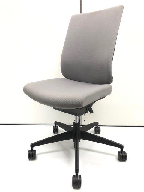 ウィザード2【身体への負荷を和らげてくれます】【オフィスに合わせやすいグレー色】