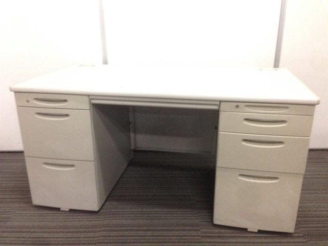オフィスの定番商品☆オカムラ製|SDシリーズ!!収納スペースが7ヶ所!?お急ぎ下さいませ。【3台入荷】