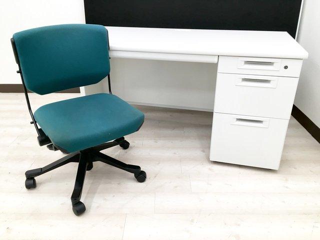 美品中古が安い!オフィスがオシャレになるセット■開業・移転におすすめ■プラス+ジロフレックス