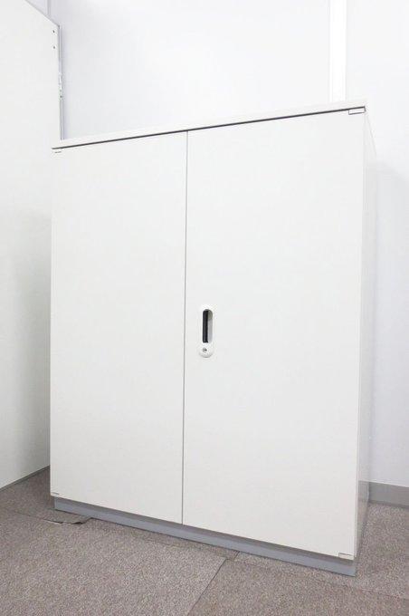 【明るいホワイト色】プラスのシステム収納が入荷【天板付き】