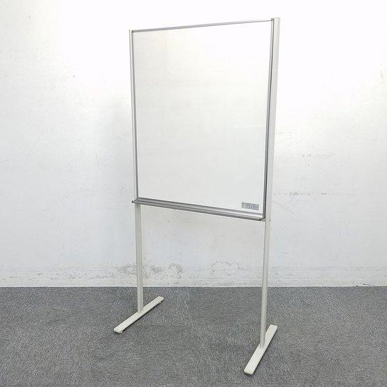 【1台入荷】コクヨ製|長方形タイプでコンパクトなホワイトボードが入荷致しました☆中古 オフィス家具