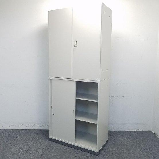 【3台入荷】収納力抜群☆天井までのスペースを有効活用しましょう☆ 中古 オフィス家具