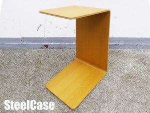SteelCase/スチールケース turnstone/ターンストーン キャンプファイヤープライウッドテーブル
