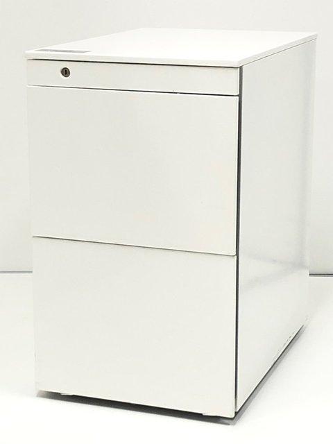【A4ファイル収納に】スタイリッシュなホワイトカラーがオフィスを華やかに!