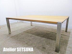 Atelier SETSUNA / アトリエセツナ ダイニングテーブル 北欧 W2100