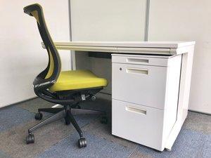 【3点セットのお得商品】これからの起業の際に【ホワイト色でオフィスを気持ちよくしましょう!】