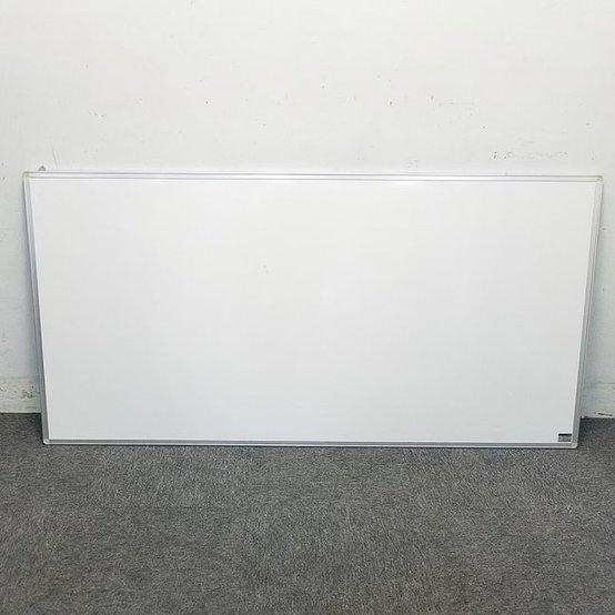 【1台入荷】イトーキ製|壁掛けホワイトボード|W1800|オーソドックスな無地タイプの壁掛けホワイトボードが入荷致しました!中古家具 リサイクル