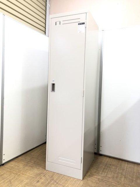 【隠れるスリル】更衣室の必需品!!遊び心を彷彿させるオフィス家具です【コクヨ/1人用ロッカー】
