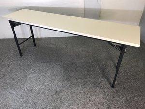 ◆数ロット入荷 19台◆~コクヨ製折り畳みテーブル~時期によっては入荷の少ない折り畳みテーブル!