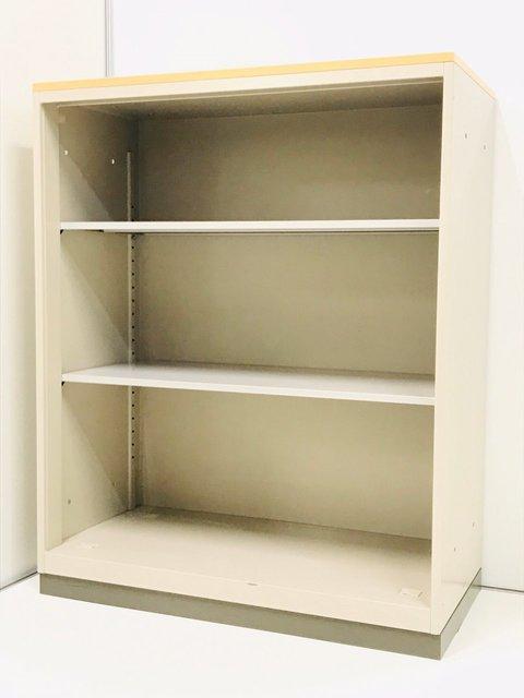 【使用感があるので、特別価格】施錠不要な書類保管にオススメ!  ◆イトーキ製 ◆シンライン ◆天板付