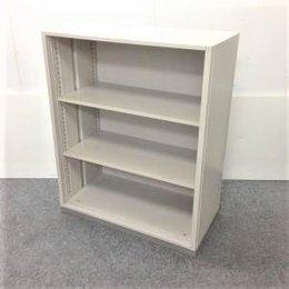 【収納物が一目でわかる!】使い勝手抜群なオープン書庫が4台限定入荷!【在庫入替セール】