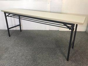 【福岡倉庫在庫】人気商品 定番サイズ折畳テーブル