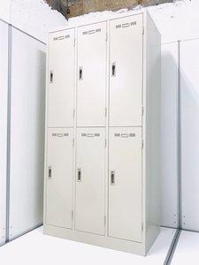 【希少】【大人気】【状態良好!】シンプルなデザインとスペースの有効活用! ◆生興製 ◆SLK ◆ニューグレー