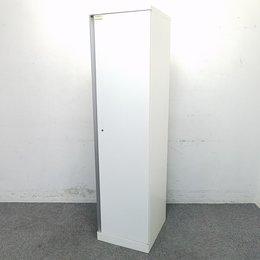 【良品入荷!!】人気ホワイトカラーの1人用ロッカー入荷しました!! 中古 オフィス 家具