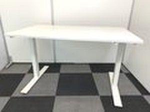 【上下昇降デスク】【IKEA製/イケア】現代オフィスの最先端!集中力を高めるスタンディングデスクが入荷!