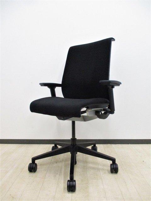 【希少品が状態良好‼】ミーティングチェアとして作られたシンクチェア!座り心地の良さから事務椅子としても使えます!