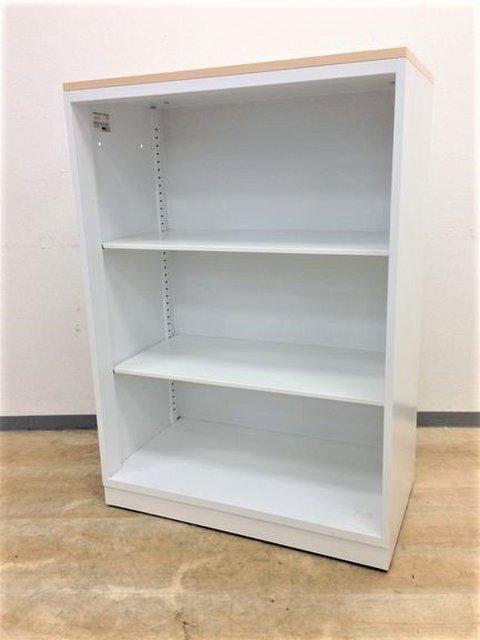 【書類整理に最適】コクヨ製 エディアシリーズ 木目調天板 一目で必要書類が分かります!