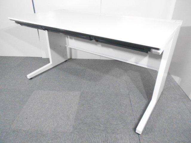 【なんと179台入荷!】コクヨ|IS|シンプルで綺麗なホワイトデスク!オフィスを明るくしてくれます【関西倉庫在庫】