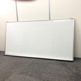 【W1800 壁掛け用 ホワイトボード】少し使用感有りの為 特別価格!!