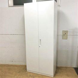 【5台入荷】純白のハイキャビネット!6段の大容量収納で、スマートオフィスに早変わり!!