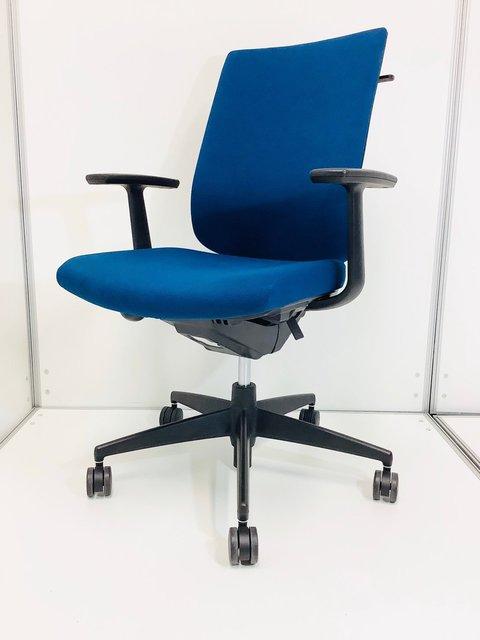 大人気/定番/高機能/腰痛対策 低コストで理想的な座り心地をここに! ◆コクヨ/KOKUYO◆ウィザード2/Wizard2 ※本体カラー:ターコイズ